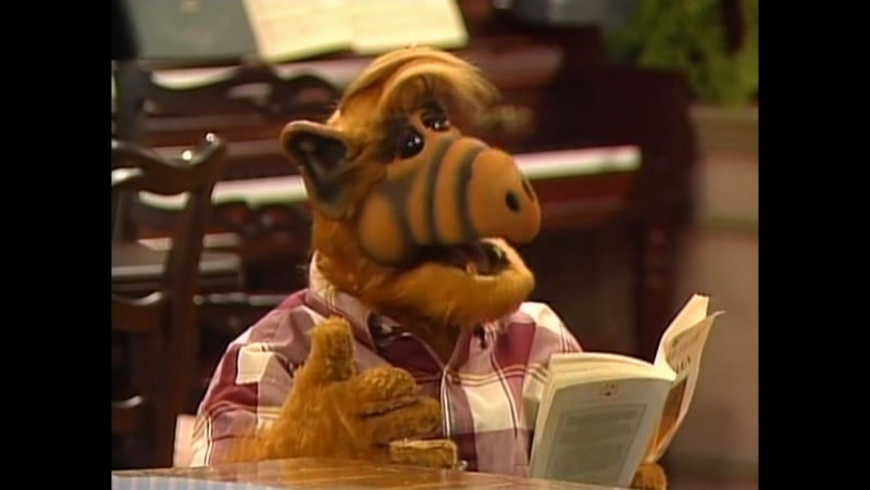 Alf Quote Season 4 Episode 15_Альф и Линн