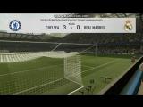 Группа ЛЧ Челси 3-0 Реал (Матч, в котором решалось многое)