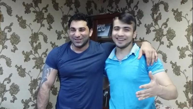 Уважаемый человек земляк и золотой парень @kamilzeynalli ☝☝💪💪💪 . Мне приятно было все таки встретиться с ним. Дай Аллах тебе