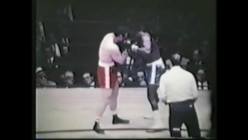 1967-07-19 Joe Frazier vs George Chuvalo _ Джо Фрейзер - Джордж Чувало 1967-07