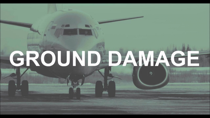 Ground damage ICAO topic test