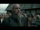 отрывок из сериала «Викинги», «Vikings» — 4 сезон 10 серия, возвращение Рагнара