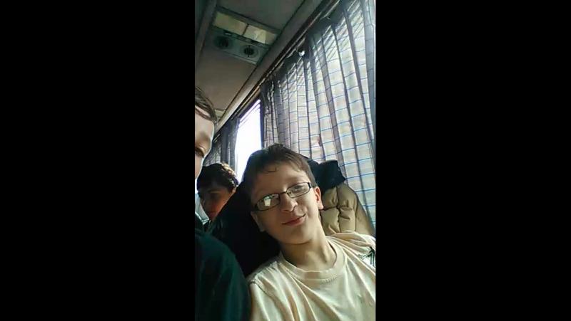 24 часа в автобусе