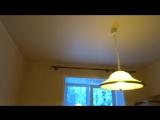 Матовый натяжной потолок на кухню и глянцевый натяжной потолок в ванную! Натяжные потолки Ярославль 90-80-75