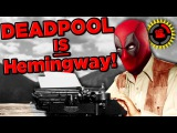 Film Theory Exposing Deadpool's SECRET Identity!