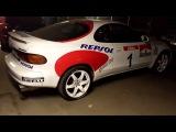 Toyota Celica GT4 Carlos Sainz Exhaust Sound