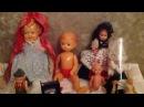 #27  ЦЕЛЛУЛОИД СССР doll КУКЛЫ в ТРУСИКАх и без них ВИНТАЖ  Коллекция ХОББИ