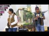 Inty (Pakarina) и Rumi (Ecuador Indians) 16.10.16г.  (MVI_0861) Anillo de oro