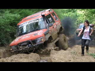 Monster **JIF** Land Rover Discovery TD5 *Extreme offroad compilation*