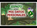 Испанский язык Урок 21 Los datos personales (Личные данные) №1 - mis datos