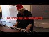 The Hammond Genius Kalle Salonen - Joulupukki matkaan jo ka
