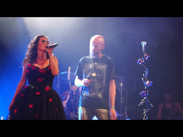 Within Temptation - Candles (live at Veenhoop Festival 09-07-2016)