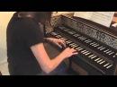 Клавесин Иоганн Себастьян Бах Прелюдия До мажор сочинение 846