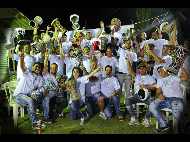 Darbuka Workshop Event - Arab Instruments - 100 players Solo