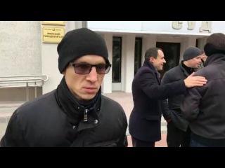 Зміцер Дашкевіч пра суд над Пальчысам: Спецслужбы лажануліся | Дашкевич о суде над Пальчисом <#Белсат>