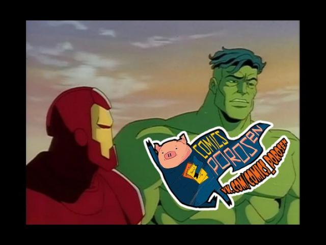 [ Железный Человек ] Iron Man (1994) [ 2 сезон ] - 11 серия [Дубляж]