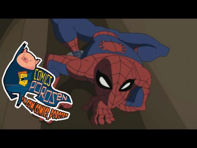 [ Грандиозный Человек-Паук ] The Spectacular Spider-man [ 1 сезон ] - 3 серия [Дубляж]