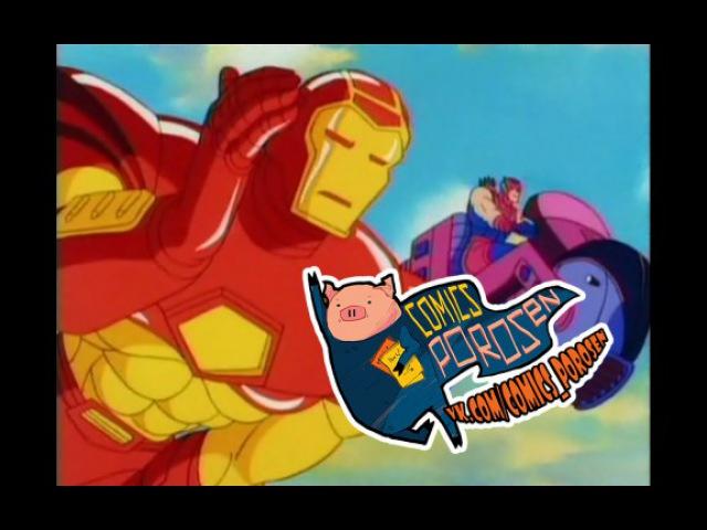[ Железный Человек ] Iron Man (1994) [ 1 сезон ] - 7 серия [Дубляж]