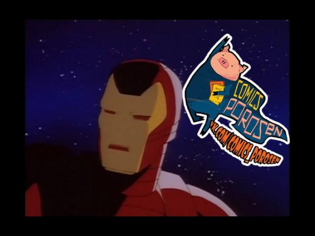 [ Железный Человек ] Iron Man (1994) [ 2 сезон ] - 7 серия [Дубляж]
