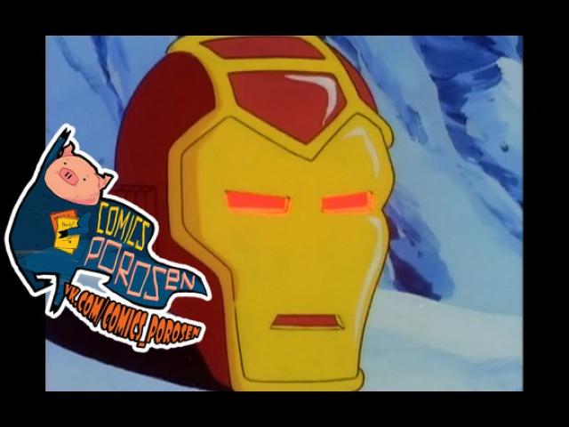 [ Железный Человек ] Iron Man (1994) [ 1 сезон ] - 12 серия [Дубляж]