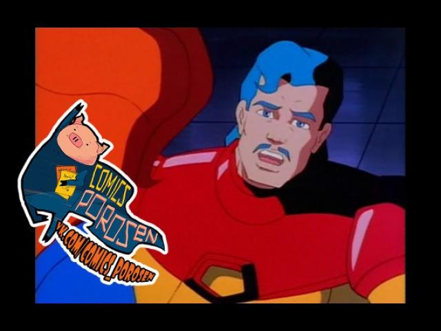 [ Железный Человек ] Iron Man (1994) [ 2 сезон ] - 6 серия [Дубляж]