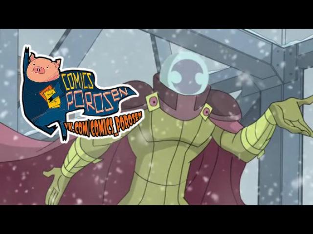 [ Грандиозный Человек-Паук ] The Spectacular Spider-man [ 2 сезон ] - 1 серия [Дубляж]