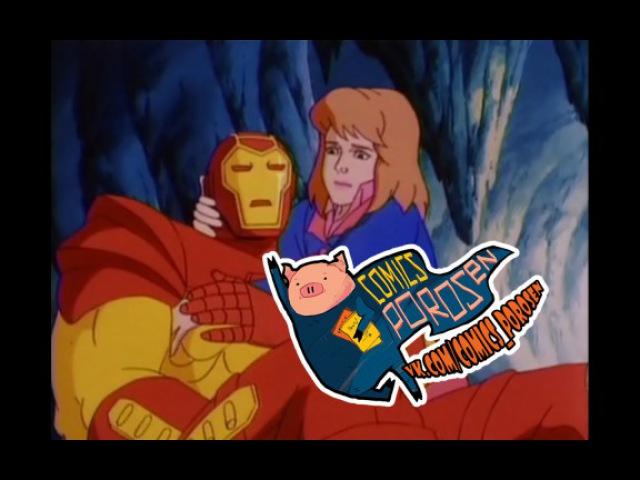 [ Железный Человек ] Iron Man (1994) [ 1 сезон ] - 4 серия [Дубляж]