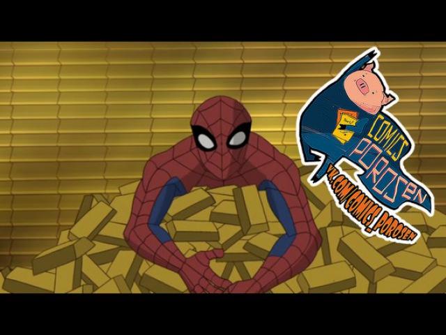 [ Грандиозный Человек-Паук ] The Spectacular Spider-man [ 2 сезон ] - 9 серия [Дубляж]