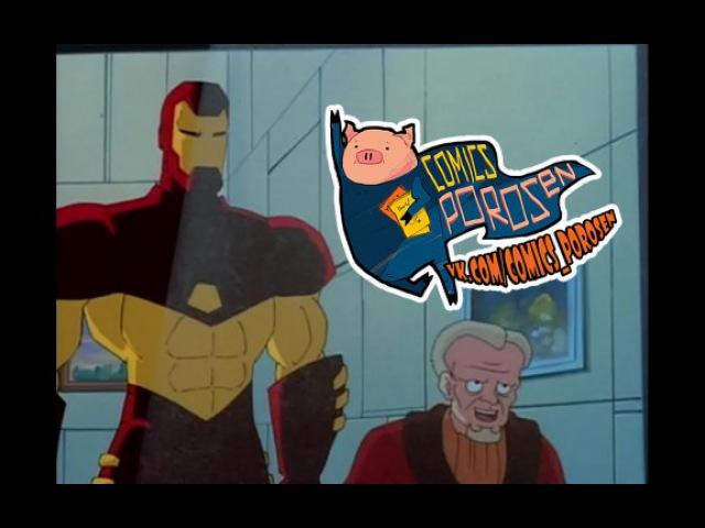 [ Железный Человек ] Iron Man (1994) [ 2 сезон ] - 3 серия [Дубляж]