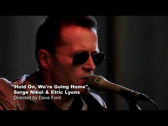 Hold On, Were Going Home - Drake cover by Serge Nikol Etric Lyons Live
