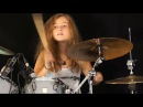 Master Of Puppets (Metallica) drum cover by Sina