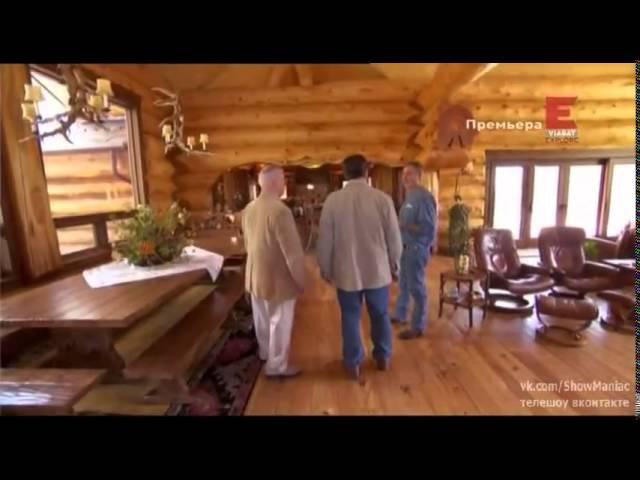 Уникальные дома из дерева 4