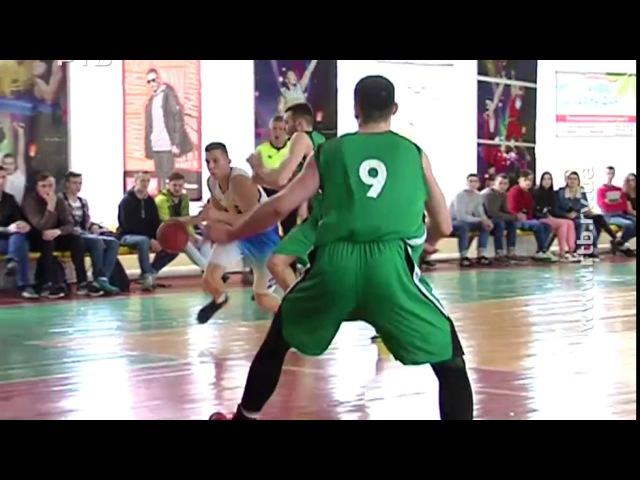 Чим закінчився фінал Студентської баскетбольної ліги дивізіону Галичина у Рів...