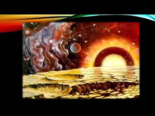 Картины космонавта Алексея Леонова