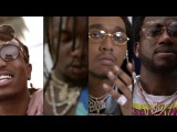 Migos - Slippery feat. Gucci Mane Official Video