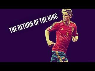 Торрес , возвращение короля! два гола в ворота Реала /Torres return of the king