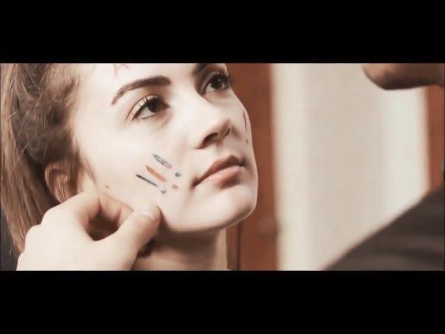 Shoxruz (Abadiya)-Boraver 2016 klip savash va nazli gunesin kizlari