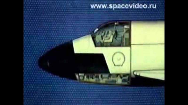 Орбитальный Корабль БУРАН 1988 jh bnfkmysq rjhf km ehfy 1988