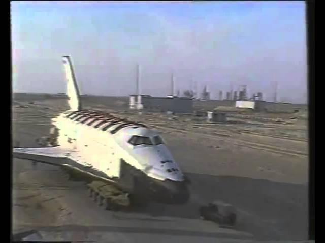 Первый беспилотный орбитальный полёт БУРАНа 1989 gthdsq tcgbkjnysq jh bnfkmysq gjk`n ehfyf 1989