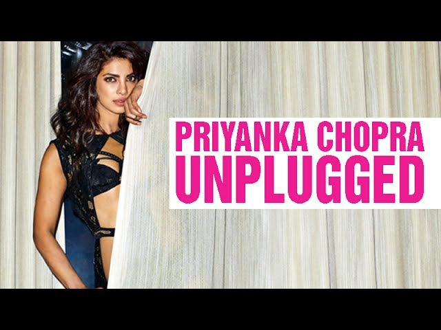 Priyanka Chopra talks about Deepika Padukone, Dwayne Johnson and bikinis | watch EXCLUSIVE interview