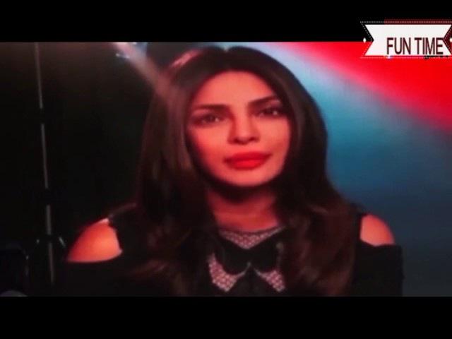 Priyanka Chopra and her mother get Dadasaheb Phalke Academy Awards; Watch Video FuN TIME