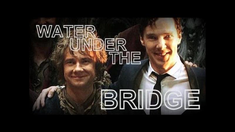 BenMartin, SherlockJohn, SmaugBilbo - Our love ain't water under the bridge