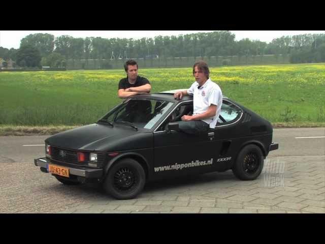 Suzuki SCX 1000R - Motorcycle engine car Autoweek 2012