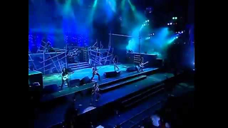 Iron Maiden Intro The Wicker Man Rock In Rio