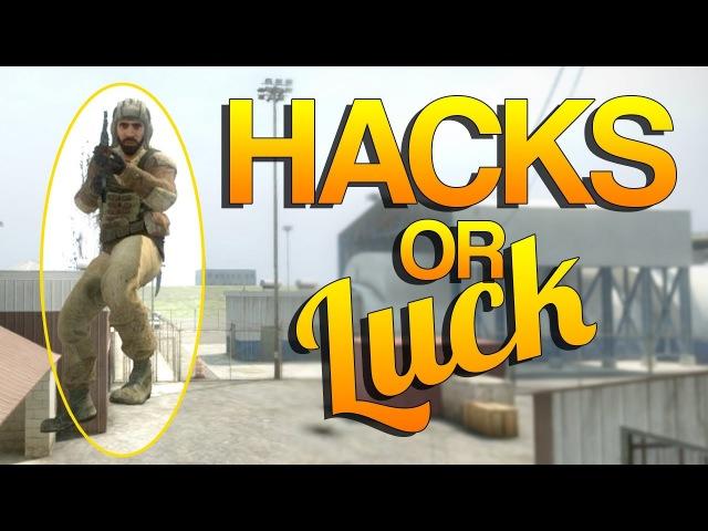CS:GO Hacks or Luck 6 VAC моменты KeepSkill Play