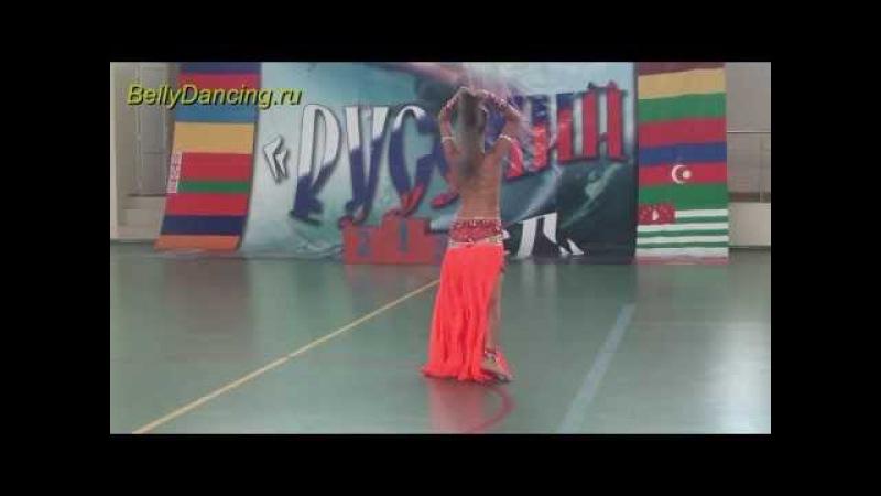 Алина Серегина. Русский берег-2013
