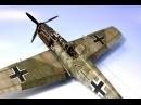 Messerschmitt Bf 109E-4 Eduard 1:48 Adolf Galland -WW2 Aircraft Model