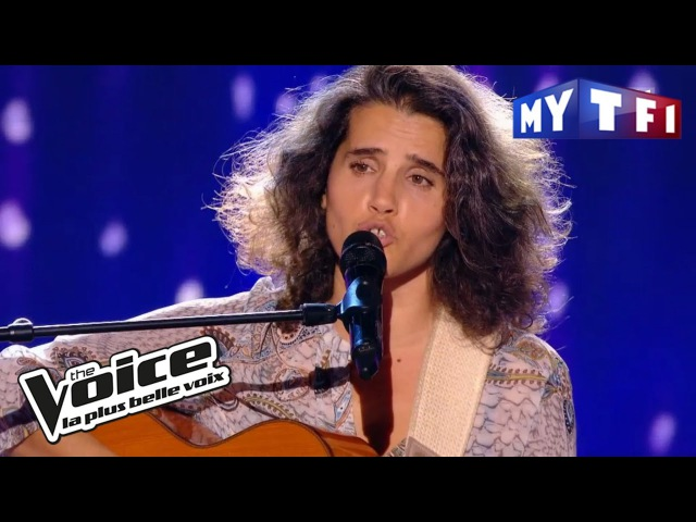 Marianne Aya Omac - « La Llorona » (Chant traditionnel mexicain) | The Voice France 2017 | Blind A.