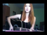Девушка спела Безумно можно быть первым (HOMIE cover)