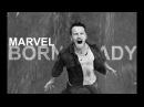 Marvel born ready